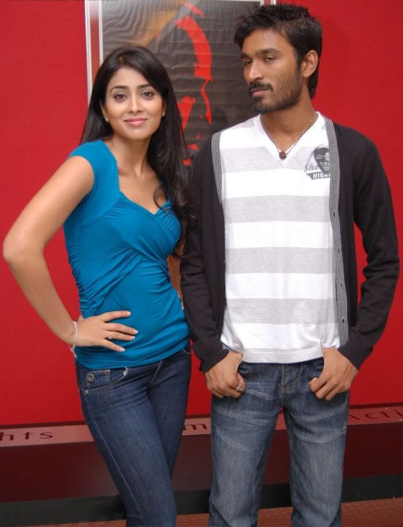 Kutty (2010 film) Kutty press meet Actor Dhanush