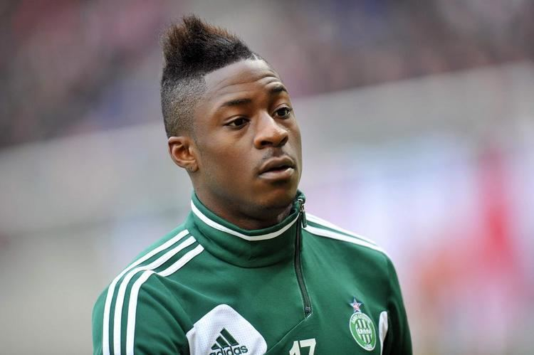 Kevin Mayi Kevin Mayi The FrenchGabonese joined the Gazlec Ajaccio