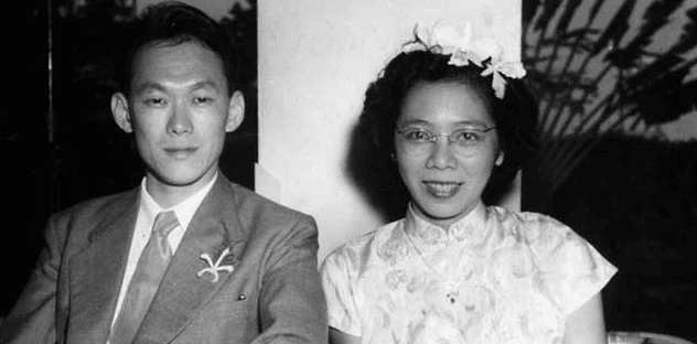 Kwa Geok Choo The Lee Kuan Yew And Kwa Geok Choo Love Story
