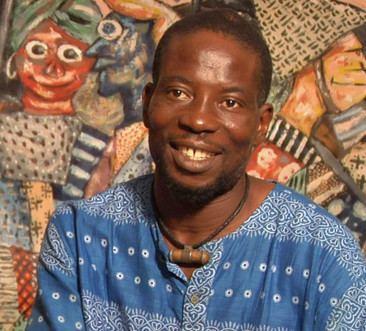 Kwadwo Ani Kwadwo Ani Paintings of a Ghanaian Artist