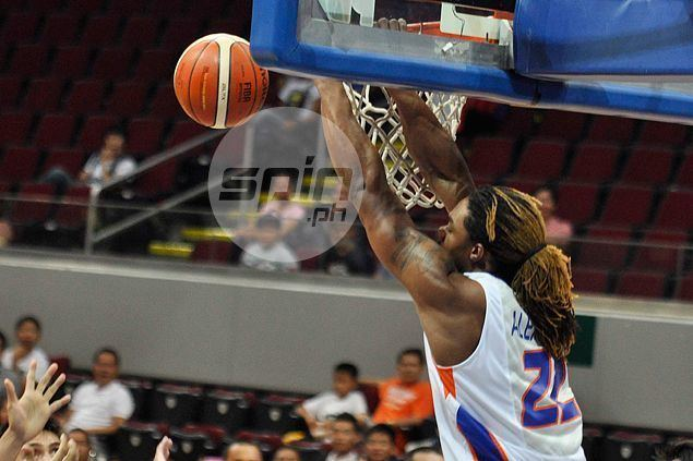 Kwame Alexander (basketball) NLEX import Kwame Alexander out to prove he39s more than