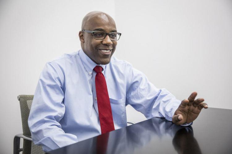 Kwame Raoul Kwame Raoul launches AG run praises Lisa Madigan warns Donald