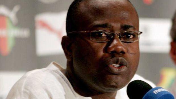 Kwesi Nyantakyi Kwesi NyantakyiMassive interest in European leagues
