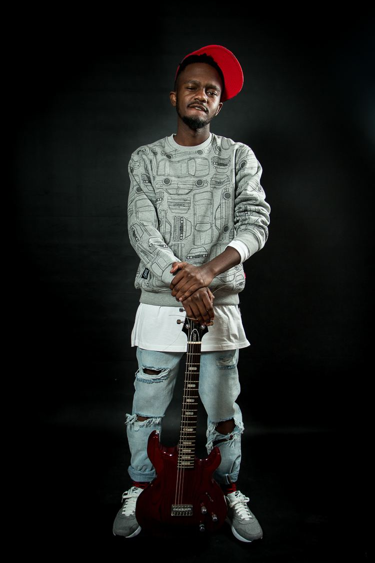 Kwesta Throwback Thursday with Kwesta GQ South Africa
