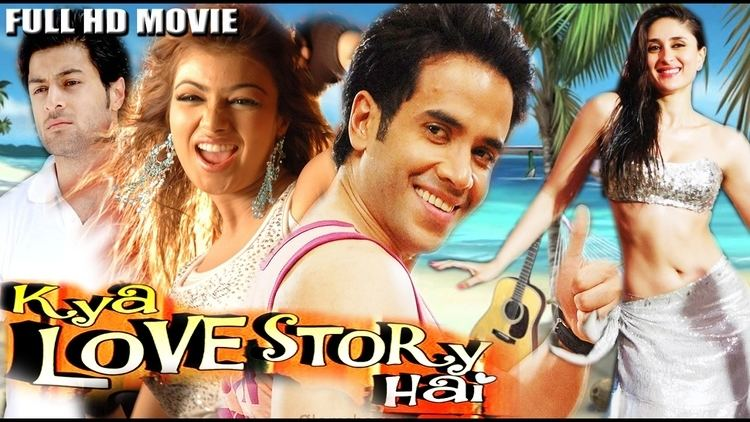 Kya Love Story Hai Tusshar Kapoor Ayesha Takia Bollywood Full