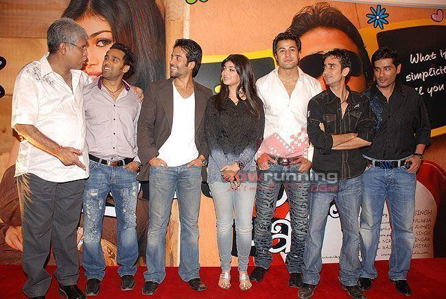 Kya Love Story Hai music success party