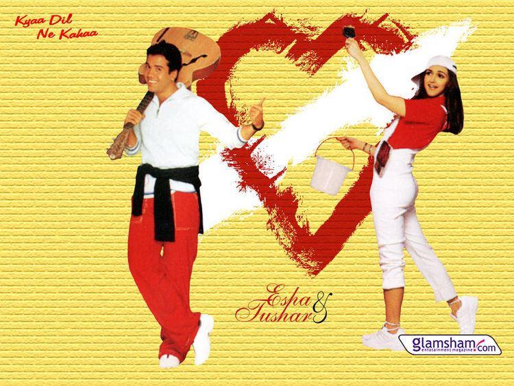 Kyaa Dil Ne Kahaa Kya Dil Ne Kaha movie wallpaper 1367 Glamsham