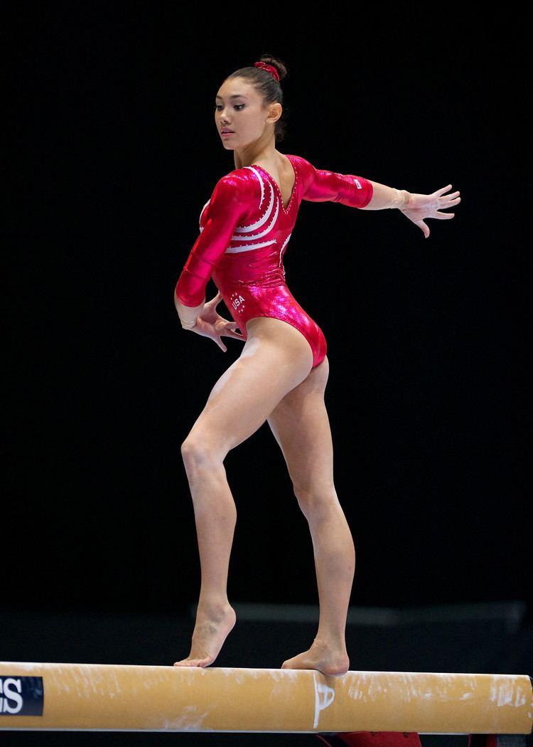 Kyla Ross US gymnast Kyla Ross keeps busy life in balance
