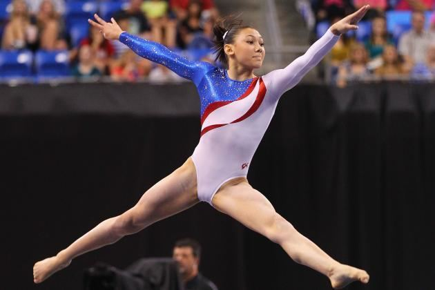 Kyla Ross London 2012 Olympics 10 Things You Need to Know About