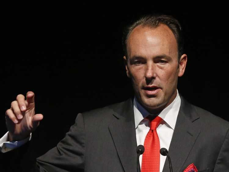Kyle Bass Bass Calls China Downturn On Credit Fear Business Insider