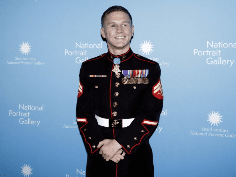 Kyle Carpenter Medal of Honor recipient Kyle Carpenter charged in South Carolina