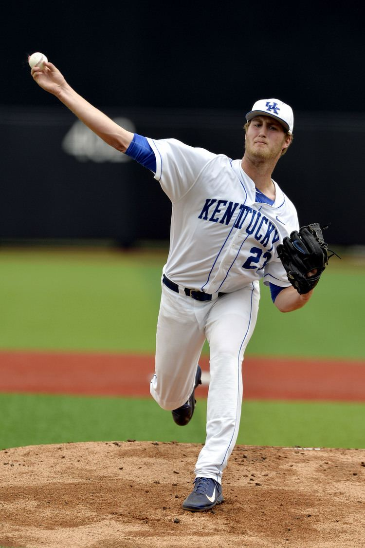 Kyle Cody McDonell grad Kyle Cody hoping to go high in MLB draft