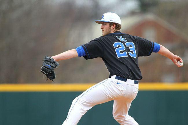 Kyle Cody College Baseball Countdown 84 Days to Go Kyle Cody