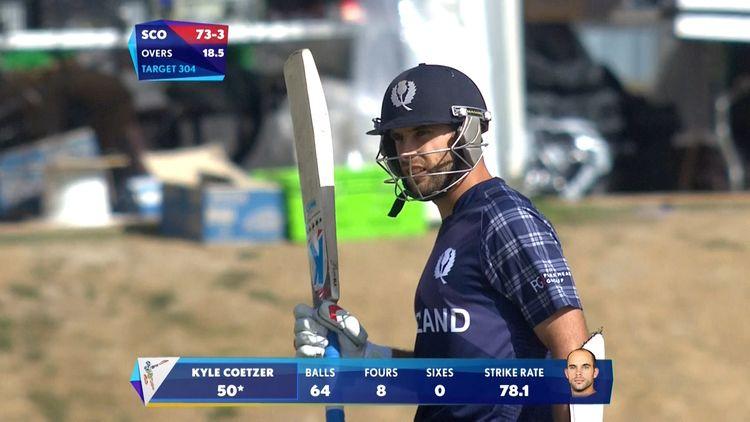 Kyle Coetzer 156 vs Bangladesh Videos ICC Cricket World Cup 2015