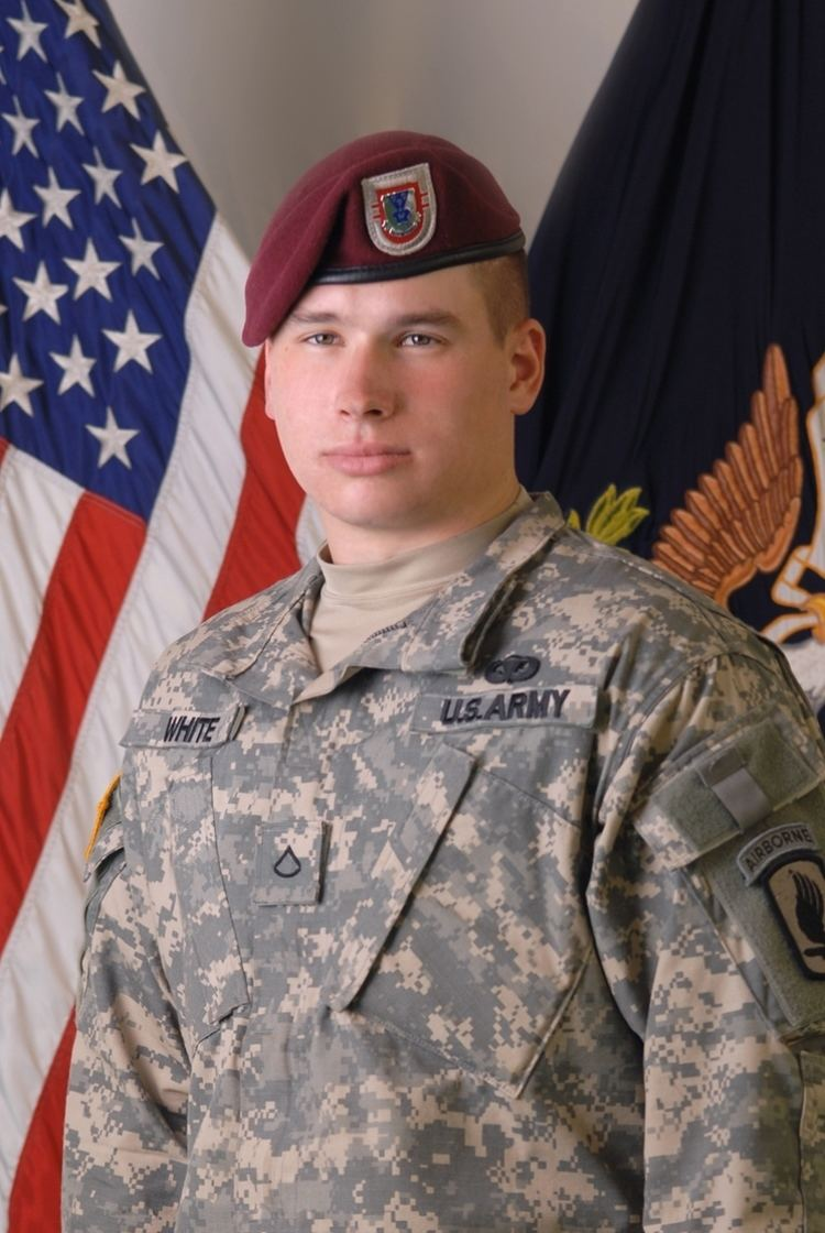 Kyle J. White Former Army Sgt Kyle J White to receive Medal of Honor