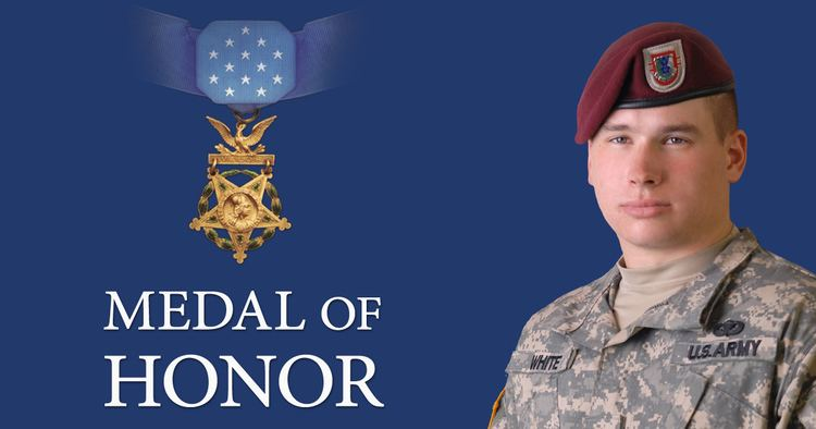 Kyle J. White The Battle Sergeant Kyle J White Medal of Honor Recipient The