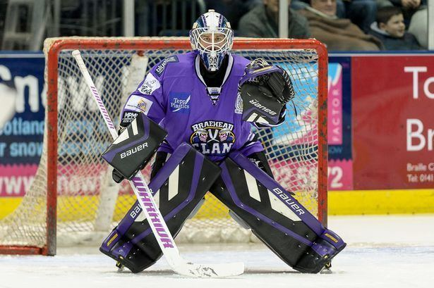 Kyle Jones (ice hockey) Braehead Clan netminder Kyle Jones credited as secret to 50