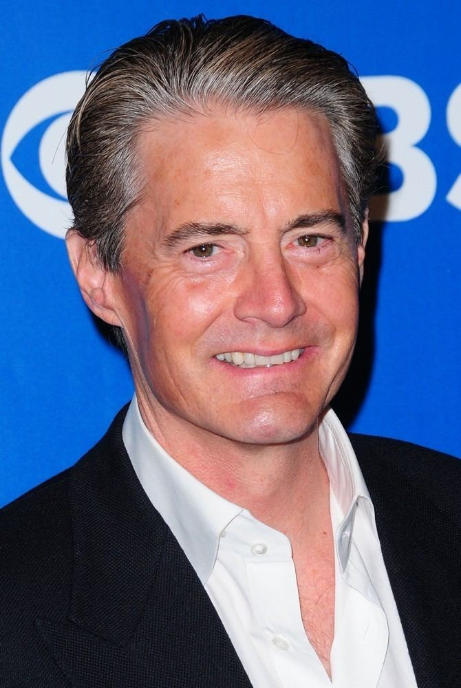 Kyle MacLachlan Kyle MacLachlan Picture 20 2012 CBS Upfronts