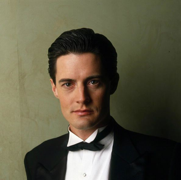 Kyle MacLachlan Young Kyle Maclachlan as Special Agent Cooper Twin Peaks
