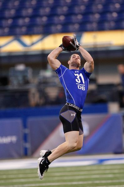 Kyle McCarthy Kyle Mccarthy Pictures 2010 NFL Combine Day Four Zimbio