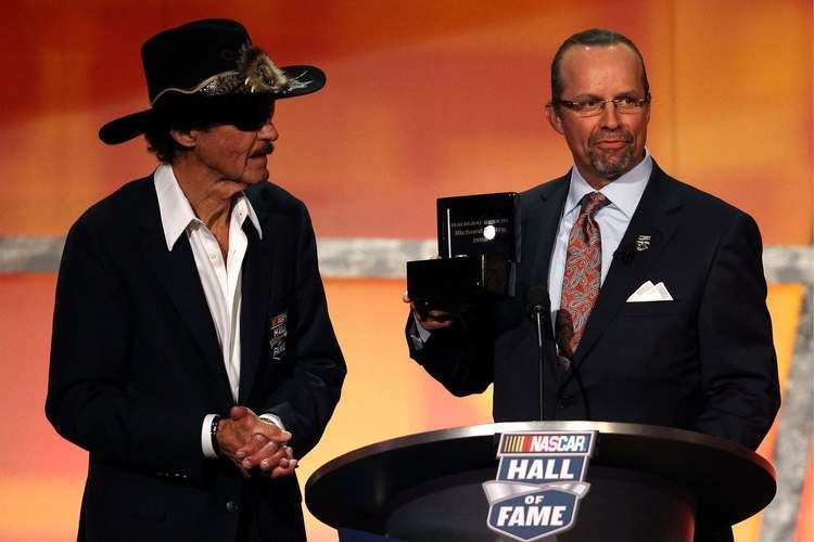 Kyle Petty A conversation with NASCAR analyst and former driver Kyle