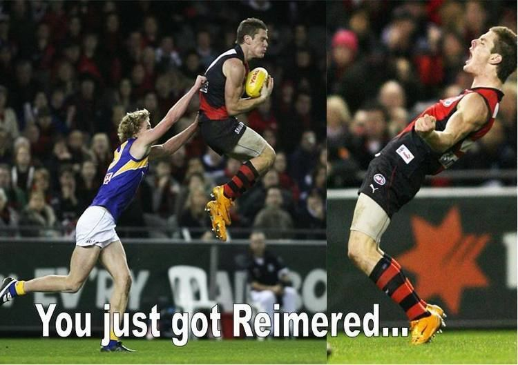 Kyle Reimers Delisted Past Player Kyle Reimers 37 Vindictive or