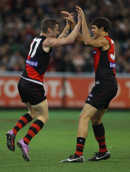 Kyle Reimers Patrick Ryder and Kyle Reimers Photos AFL Rd 19