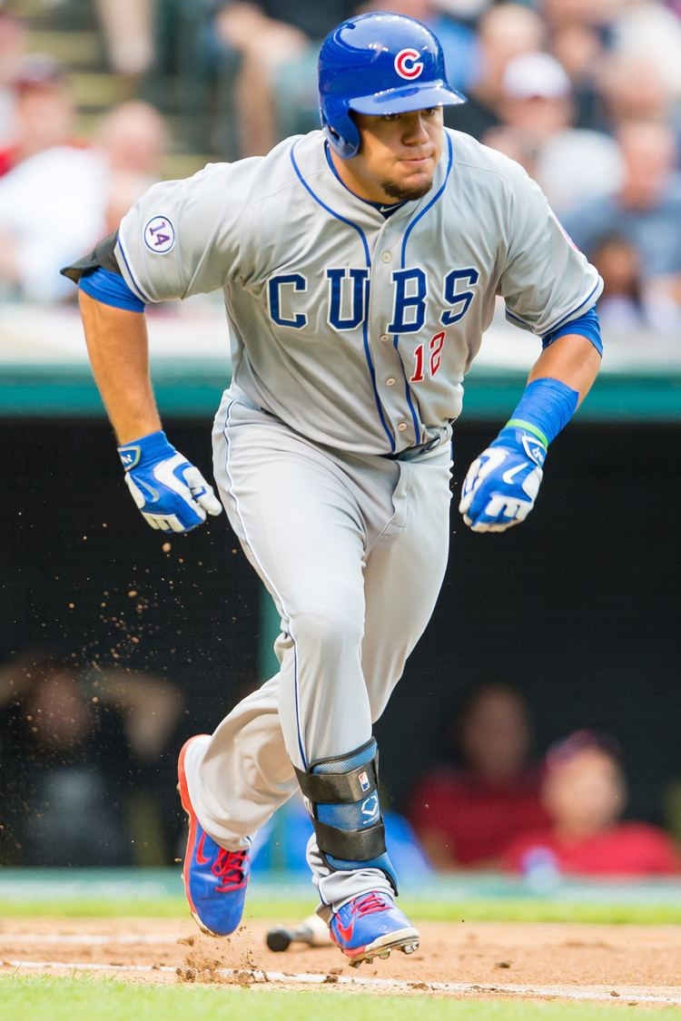 Kyle Schwarber Kyle Schwarber in starting debut and Cubs have blast in