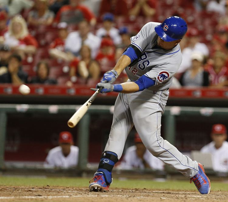 Kyle Schwarber Cubs rookie Kyle Schwarber ties and wins game with homers