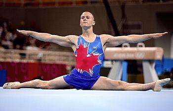 Kyle Shewfelt Gymnastics festival News amp Events University of Calgary