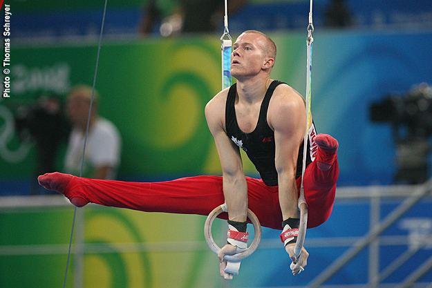 Kyle Shewfelt International Gymnast Magazine Online Interview Kyle