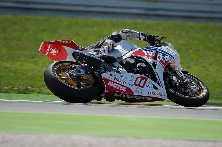 Kyle Smith (motorcyclist) 2014 STK 1000 Round 4 Misano Kyle Smith Racing