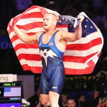 Kyle Snyder InterMat Wrestling Snyder becomes USA39s youngest World