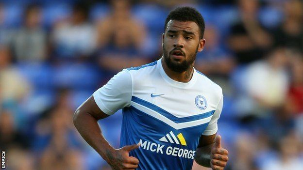 Kyle Vassell BBC Sport Bradford City 01 Peterborough United