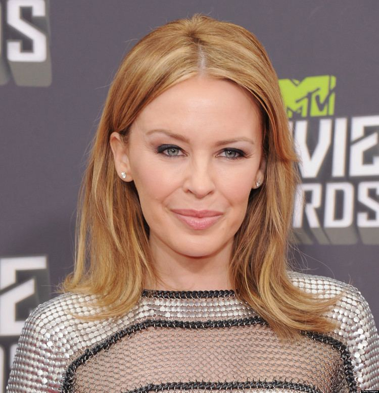 Kylie Minogue Kylie Minogue Makes A Wrinkle Free Appearance At MTV Movie