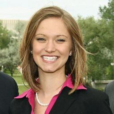 Kylie Oversen Member of ND House and Democratic Leader Kylie Oversen