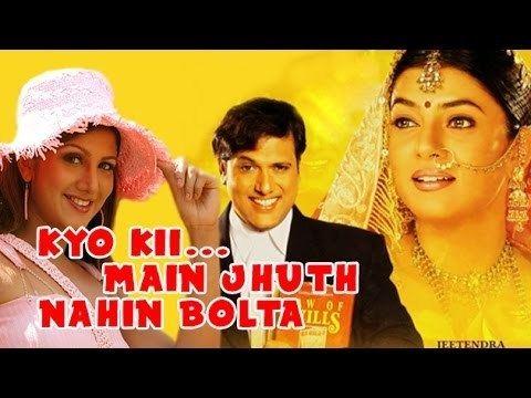 Kyo Kii Main Jhuth Nahin Bolta Full Hindi Movie Govinda