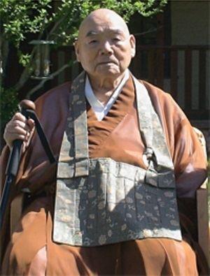 Kyozan Joshu Sasaki Sasaki Jsh 19072014 Kyozan Joshu Sasaki