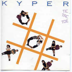 Kyper Kyper Tic Tac Toe CD Album at Discogs