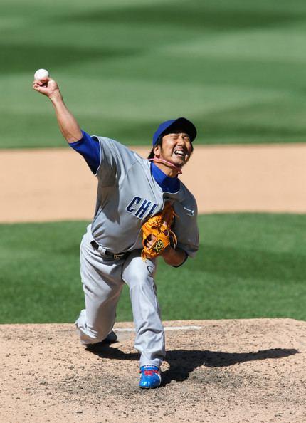 Kyuji Fujikawa Kyuji Fujikawa Photos Chicago Cubs v Washington