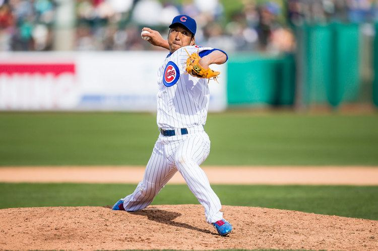 Kyuji Fujikawa Cubs Fujikawa among top projected rookies Cubs Vine Line