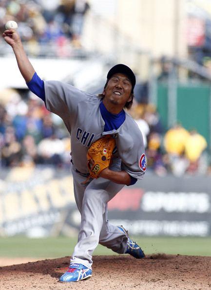 Kyuji Fujikawa Kyuji Fujikawa Photos Chicago Cubs v Pittsburgh Pirates