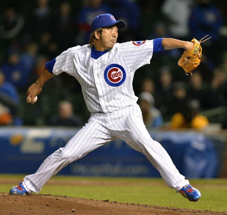 Kyuji Fujikawa Fujikawa delivers in first appearance as Cubs closer The