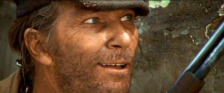 L. Q. Jones LQ Jones actor director costar in the Sam Peckinpah