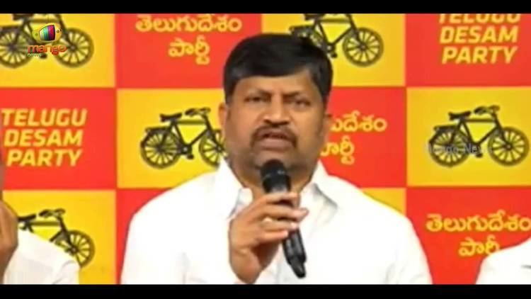 L. Ramana TDP Leader L Ramana speaks about the TRS government conspiracy YouTube