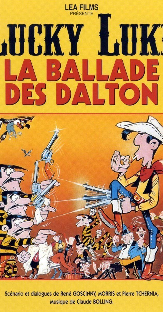 Lucky Luke - tome 17 – La Ballade des Dalton et autres histoires (French Edition)