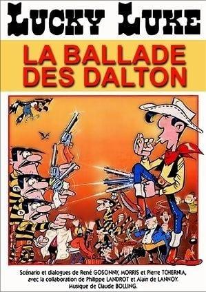 La Ballade des Dalton La Ballade des Dalton Western Animation TV Tropes