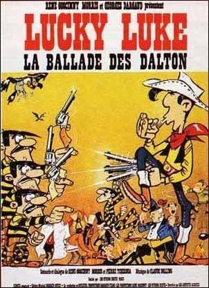 La Ballade des Dalton La Ballade des