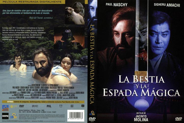 La Bestia y la Espada Magica Cartula Caratula de La Bestia Y La Espada Magica La Bestia Y La