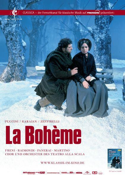 La Boheme Film